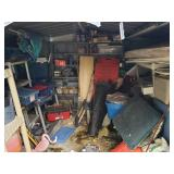 Another Shed with Contents