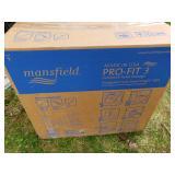 Brand New Mansfield Toilet
