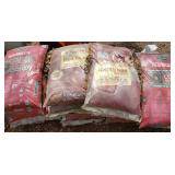 Several Bags of Mulch