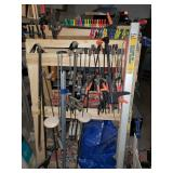 Big Selection of Various Clamps