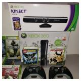 Xbox 360 Gaming System with Accessories