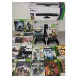 Xbox & Kinect Gaming Systems with Games