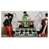 Vintage Asian Decorative Art Selling as a Group