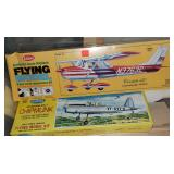 Guillows Model Airplanes with Cessna 150