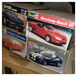 Revell and AMT Model Kits