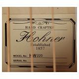 Hohner HW220 Guitar