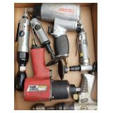 Box Lot: Pneumatic Tools