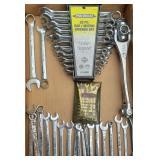 Box Lot: Wrench Sets