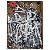 Box Lot: Wrenches