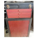 Tool Box with Cabinet