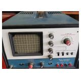 Bell-Howell Oscilloscope 10D-4540