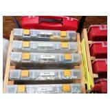 Big Assortment of Hardware and Sorting Bins