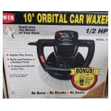 Orbital Car Waxer 1/2 HP