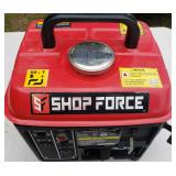 Small Shop Force Gas Generator