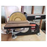 """Craftsman 6x9"""" Belt & Disc Sander w/ Dust Collect"""
