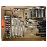 33 ct. Snap On Tools Wrenches and More