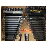 2 ct. Craftsman Tools Wrench Sets, Socket Set etc.