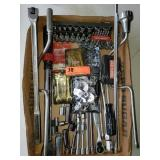 Craftsman Torque Wrench, Sockets, Hex Keys etc.