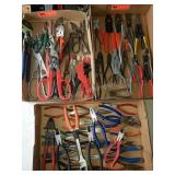 Mega Group! Tin Snips, Pliers, Wire Cutters & More