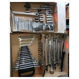 Craftsman Socket Set, Large Wrenches & More