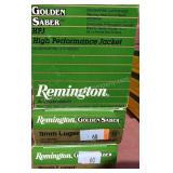 3 Boxes Remington GOlder Saber 9mm Luger 124 Grain