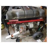 Craftsman 6200 Watts Gas Generator
