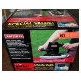 """Craftsman 10"""" Buffer Polisher with Buffing Pads"""