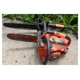 Homelite Gas and Electric Chainsaw Group