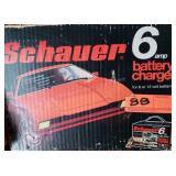 Schauer 6 Amp Battery Charger