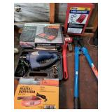 Pipe Wrench, Bolt Cutters, Impact Wrench and More