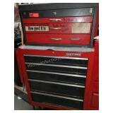 Craftsman 5-Drawer Tool Box w/ Penncraft Top Box
