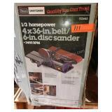 Sears Craftsman Belt & Disc Sander