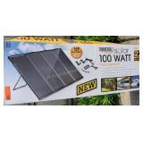Thunderbolt Magnum 100 Watt Solar Panel Kit