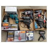 Impressive Group of Power Tools. A Must See!