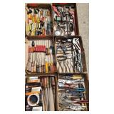 Pipe Wrenches, Vice Grips, Craftsman Star Drivers