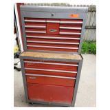 Craftsman Tool Box with Tool Assortment