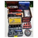 Kobalt Set, Flaring Tool, Circuit Tester, etc