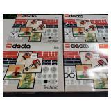 4 ct. Lego Dacta Technic 1032