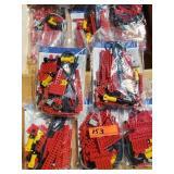 8 ct. Lego Dacta Technic 9604 #1 Factory Sealed