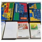 Lego Technic Group with Teacher Cards
