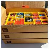 3 Boxes of Lego Dacta Technic