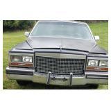1988 Cadillac Limousine- Runs. Needs Brakes
