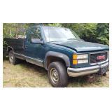 2000 Chevrolet 1 Ton Pick Up Truck