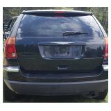 2004 Chrysler Pacifica - Needs Timing Belt