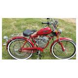 Wizard Pacemaker II Motorbike