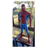 Large Spiderman Figurine