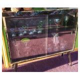 Beautiful Glass Display Cabinet