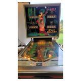 1975 Pat Hand Pinball Machine