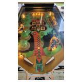 1975 Pat Hand Pinball Machine: Nice Playfield