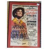 Autographed Musical Art